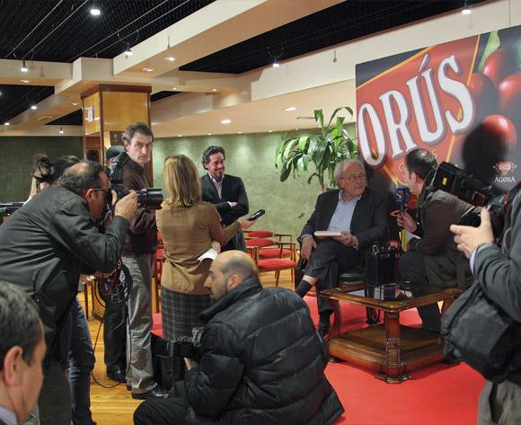 Gabinete de Prensa Orus