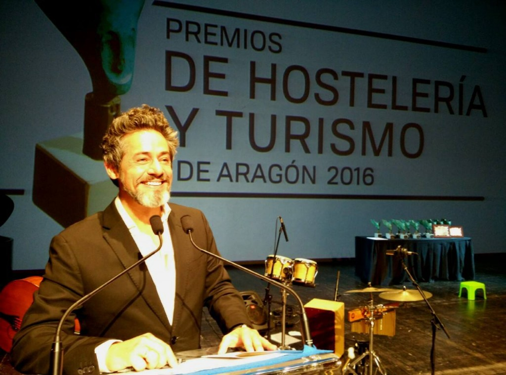 premios hostelería y turismo aragón