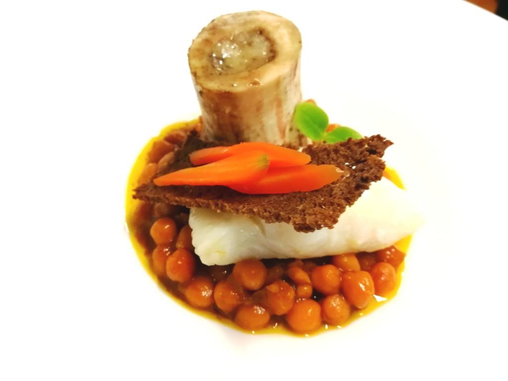 Legumbres en el restaurante aragonia palafox ag comunicaci n for Hoya para cocinar
